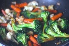 «Тушеные овощи» - приготовления блюда - шаг 6