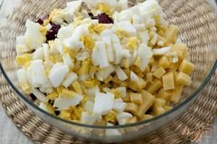 «Салат свекольный» - приготовления блюда - шаг 3