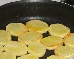 «Треска, запеченная с картофелем» - приготовления блюда - шаг 3