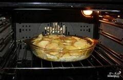 «Треска, запеченная с картофелем» - приготовления блюда - шаг 6