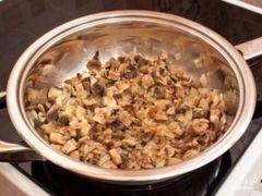 «Грибной суп-пюре из шампиньонов» - приготовления блюда - шаг 4