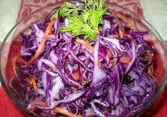 «Капуста с дайконом и морковью» - приготовления блюда - шаг 8