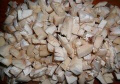 «Запеченные грибочки» - приготовления блюда - шаг 2