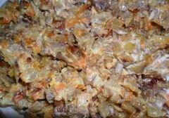«Запеченные грибочки» - приготовления блюда - шаг 5