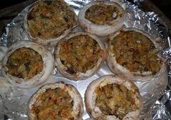 «Запеченные грибочки» - приготовления блюда - шаг 6