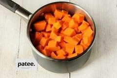 «Как приготовить тыквенное пюре» - приготовления блюда - шаг 4