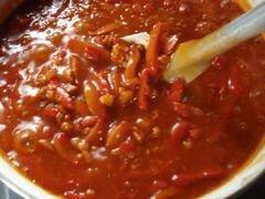 «Спагетти по-филиппински» - приготовления блюда - шаг 6