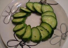 «Овощной салат» - приготовления блюда - шаг 2