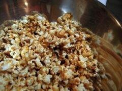 «Домашний карамельный попкорн» - приготовления блюда - шаг 3