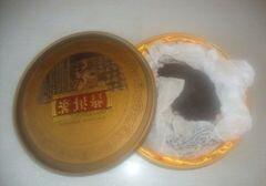 «Китайский пресованый чай» - приготовления блюда - шаг 1