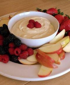 «Соус-дип для фруктов» - приготовления блюда - шаг 3