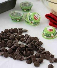 «Шоколадная помадка с морской солью» - приготовления блюда - шаг 2