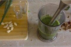 «Суп-пюре из брокколи» - приготовления блюда - шаг 4