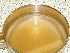 «Торт творожный с персиками» - приготовления блюда - шаг 1