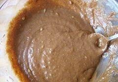«Шоколадно-банановые кексы, или спасение залежавшихся бананов» - приготовления блюда - шаг 5
