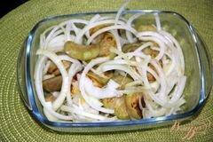 «Баклажаны, как грибы» - приготовления блюда - шаг 3