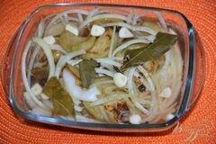 «Баклажаны, как грибы» - приготовления блюда - шаг 5