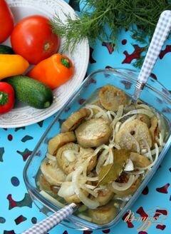 «Баклажаны, как грибы» - приготовления блюда - шаг 6