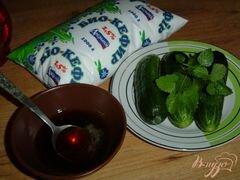 """«Коктейль """"Зеленый эликсир""""» - приготовления блюда - шаг 1"""