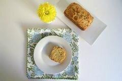 «Хлеб с кусочками ананаса и кокоса» - приготовления блюда - шаг 7