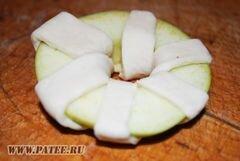 «Яблочки в слоеном тесте» - приготовления блюда - шаг 4
