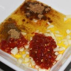 «Пряные Марокканские куриные шашлыки» - приготовления блюда - шаг 1