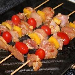 «Пряные Марокканские куриные шашлыки» - приготовления блюда - шаг 5