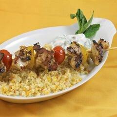 «Пряные Марокканские куриные шашлыки» - приготовления блюда - шаг 6