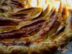 «Пирог с яблоками» - приготовления блюда - шаг 6