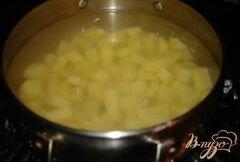 «Капустняк с копчеными ребрышками» - приготовления блюда - шаг 1