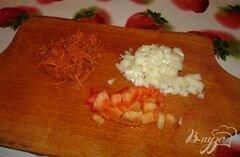 «Капустняк с копчеными ребрышками» - приготовления блюда - шаг 2