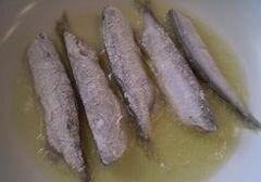 «Рыба жаренная ароматная» - приготовления блюда - шаг 5
