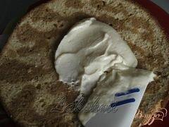 «Торт с...опунцией.» - приготовления блюда - шаг 6