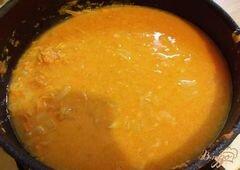 «Тефтели под хрустящей корочкой» - приготовления блюда - шаг 6