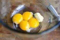 «Лимонный кекс-пудинг» - приготовления блюда - шаг 2