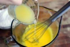 «Лимонный кекс-пудинг» - приготовления блюда - шаг 3