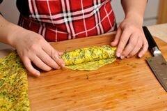 «Куриный суп с домашней лапшой» - приготовления блюда - шаг 12