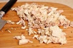 «Куриный суп с домашней лапшой» - приготовления блюда - шаг 14