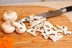 «Куриный суп с домашней лапшой» - приготовления блюда - шаг 3