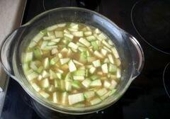 «Легкий суп-пюре из кабачков» - приготовления блюда - шаг 4