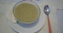 «Легкий суп-пюре из кабачков» - приготовления блюда - шаг 7