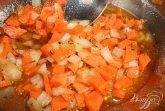 «Итальянский томатный суп» - приготовления блюда - шаг 1