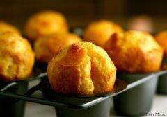 «Эклеры с клубничным маслом» - приготовления блюда - шаг 7
