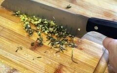 «Стейк с розмарином и лимоном» - приготовления блюда - шаг 2