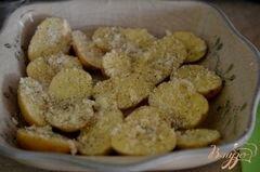 «Картофель с лимонно-чесночным вкусом» - приготовления блюда - шаг 3