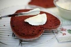 """«Торт """"Сердце""""» - приготовления блюда - шаг 6"""