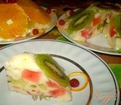 """«Десерт """"Битое стекло""""» - приготовления блюда - шаг 7"""