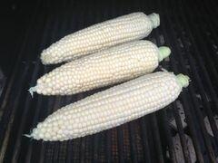 «Жареная кукуруза» - приготовления блюда - шаг 2