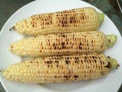 «Жареная кукуруза» - приготовления блюда - шаг 4