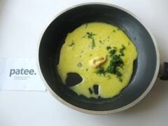 «Семга под Голландским соусом» - приготовления блюда - шаг 11